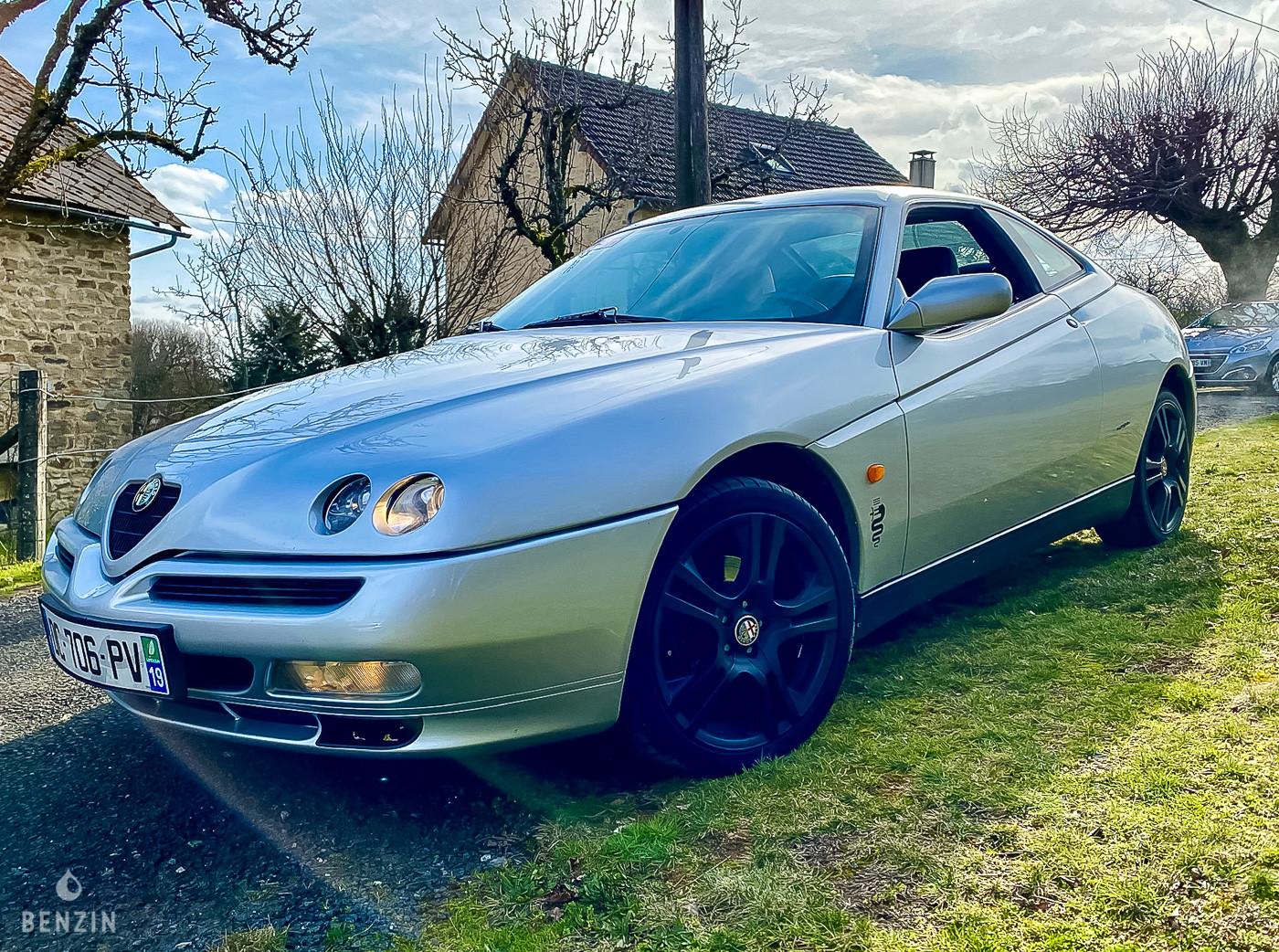 Alfa Romeo GTV V6 TB