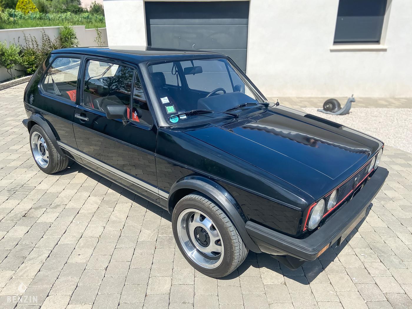 VW Golf GTI 1800