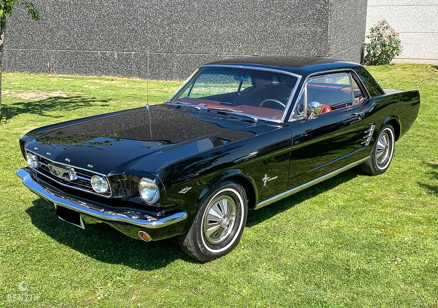 Ford Mustang 289ci type C