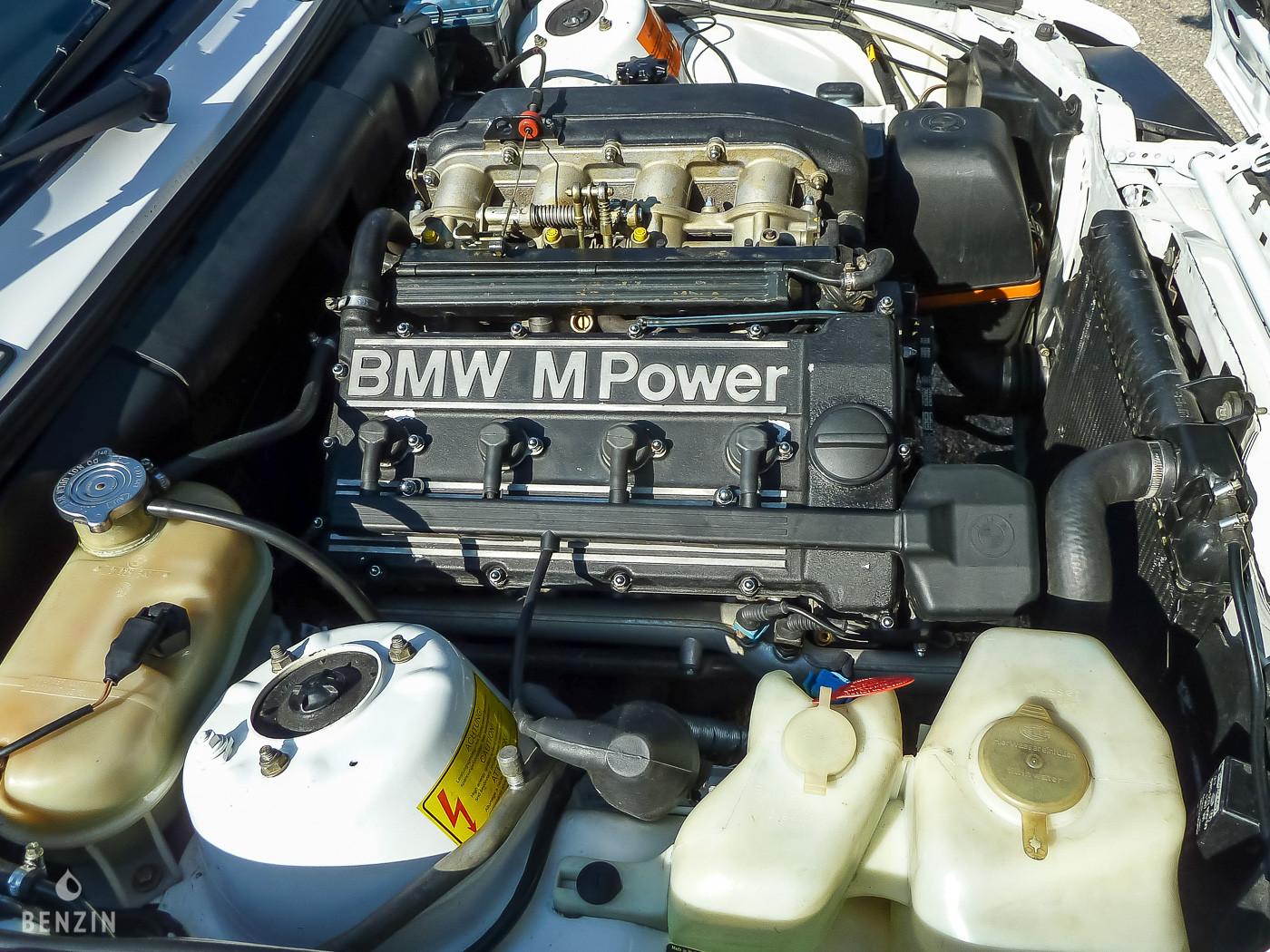 BMW M3 e30 S14 Moteur