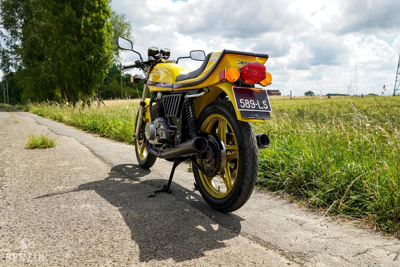 Ducati Desmo Sport - 1979