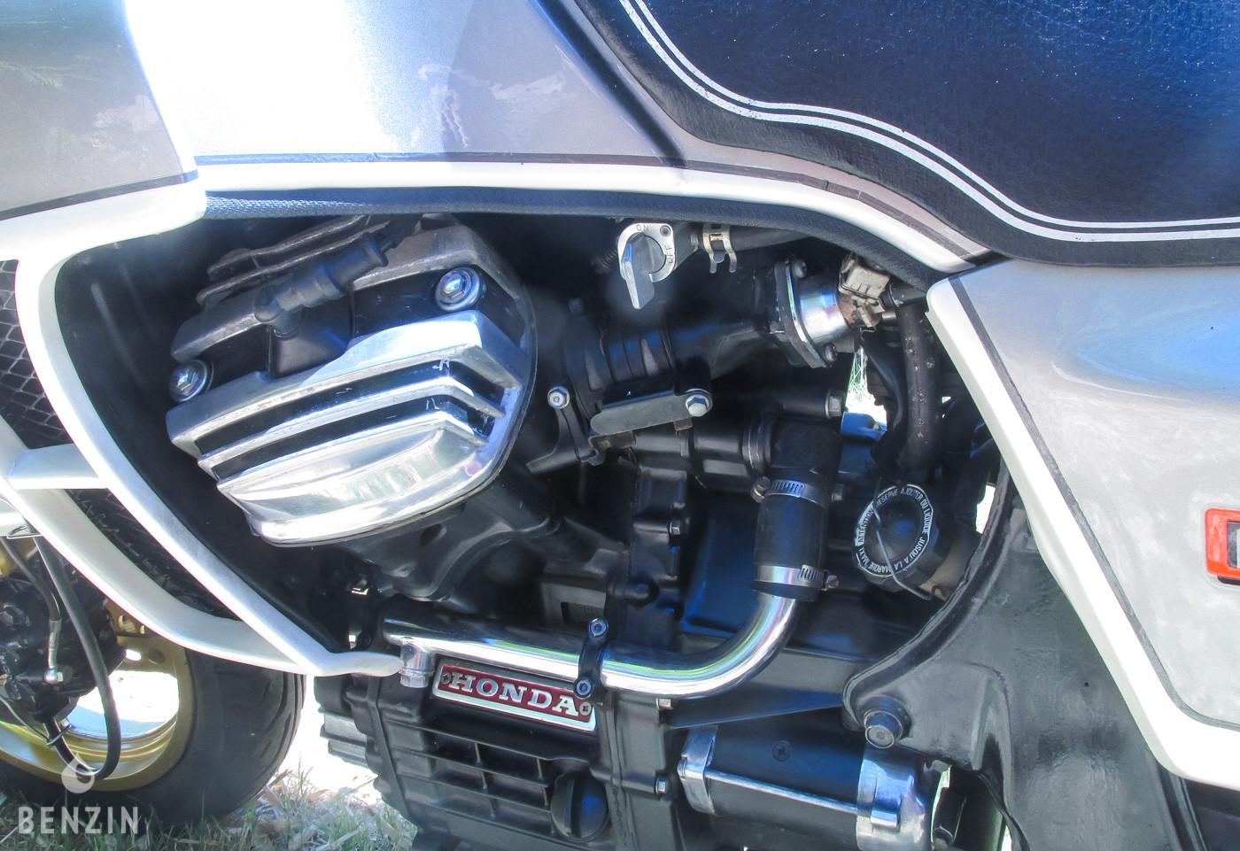 Honda CX500 TURBO - 1983