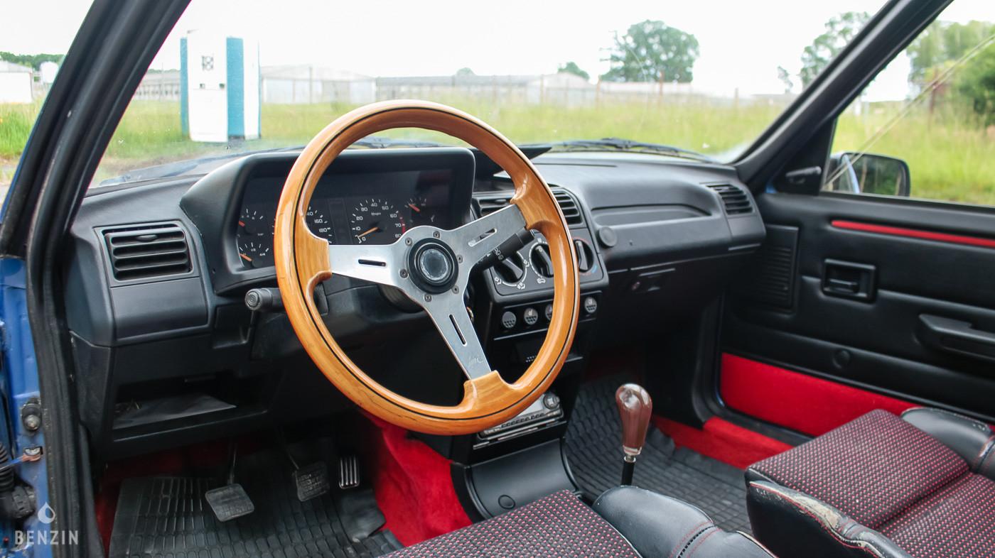 Peugeot 205 GTI 1.9 Le Mans
