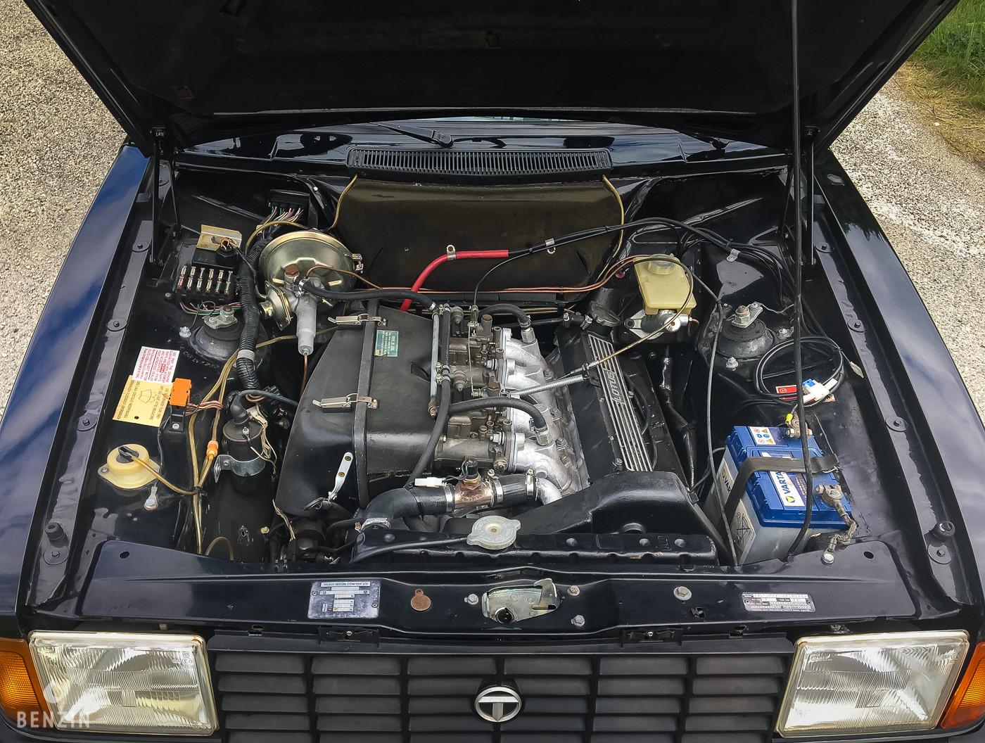 Talbot Sunbeam Lotus 1982