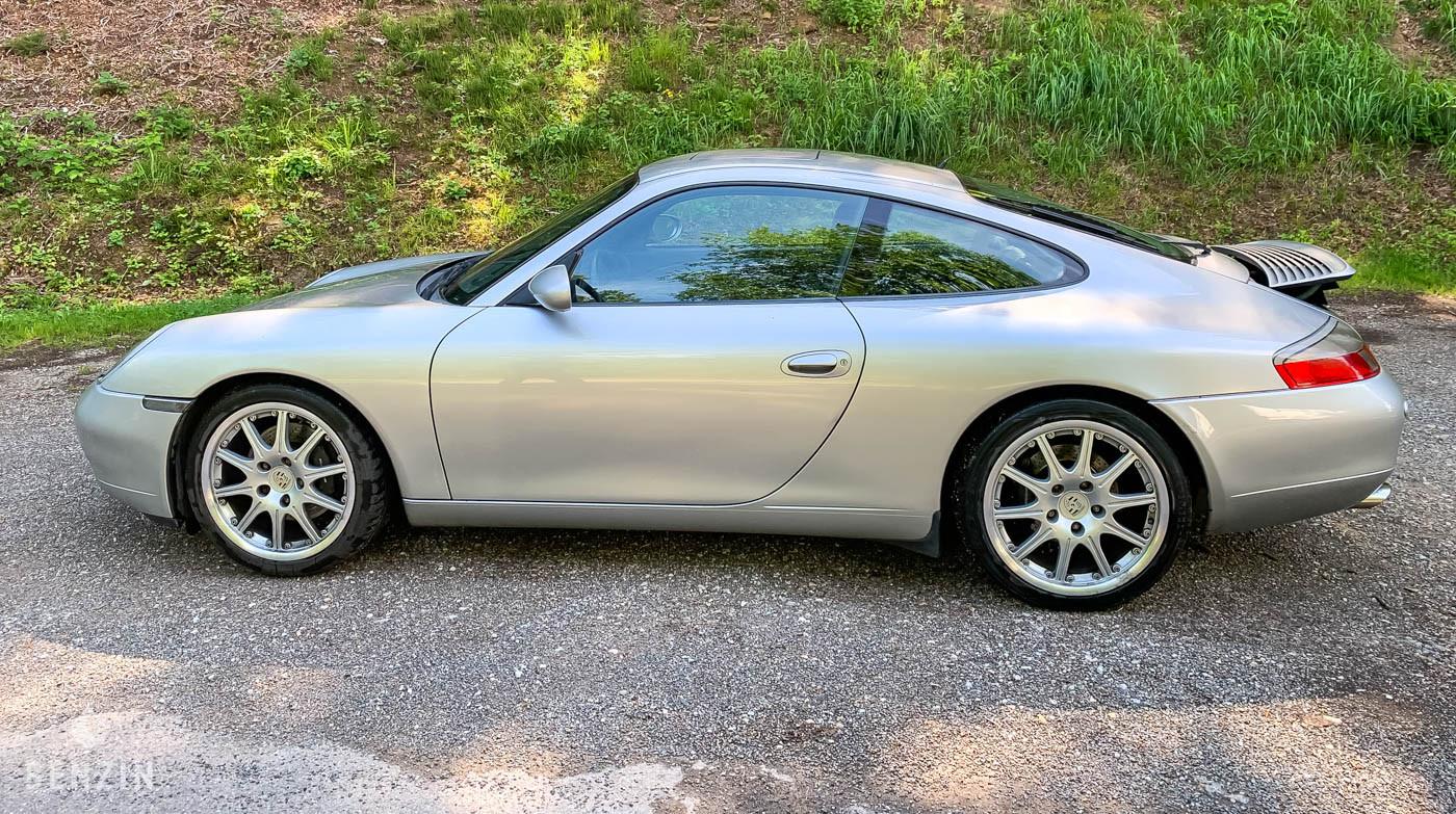 Porsche 996 occasion