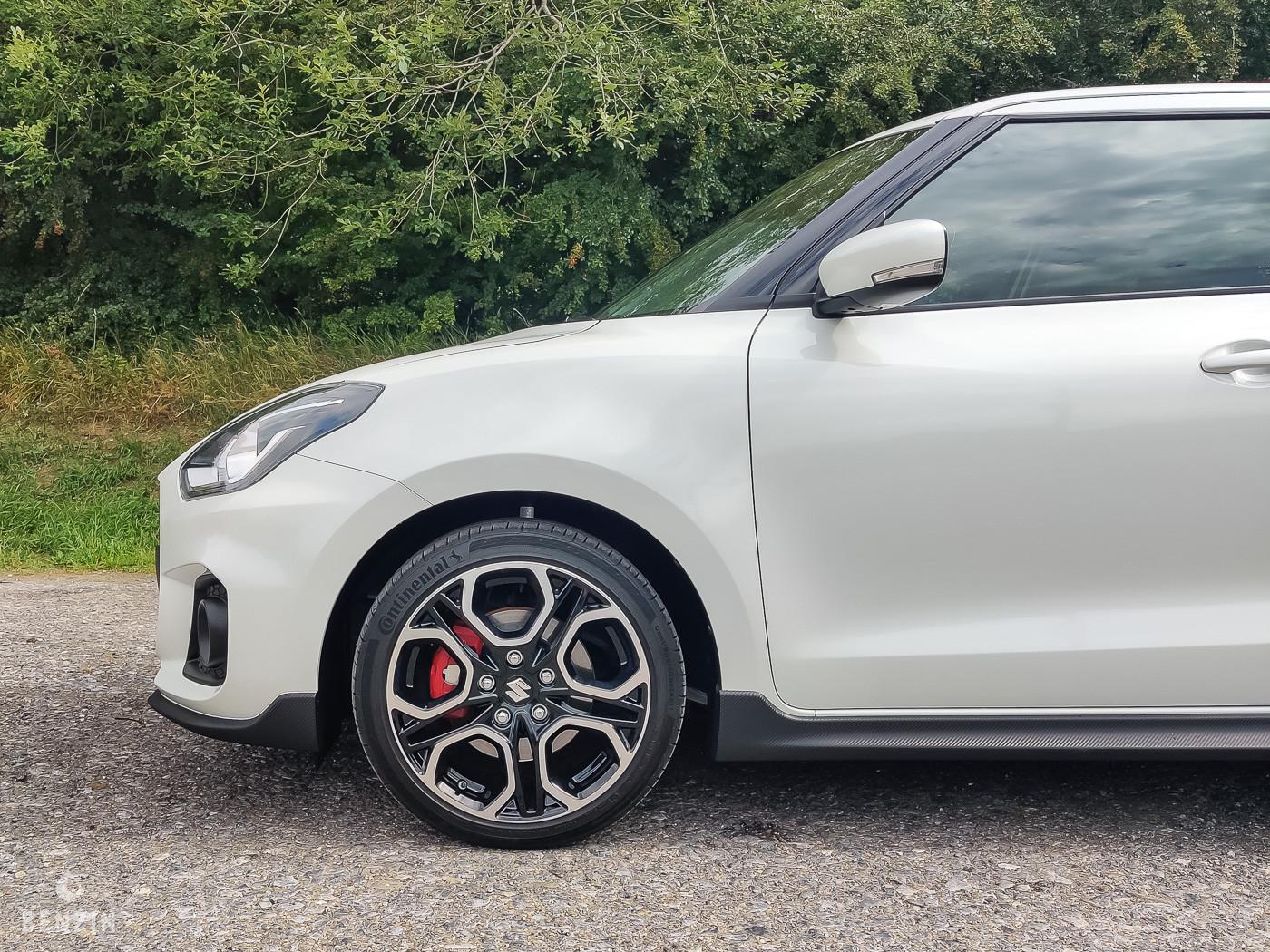 Suzuki Swift Sport 2018 annonce occasion