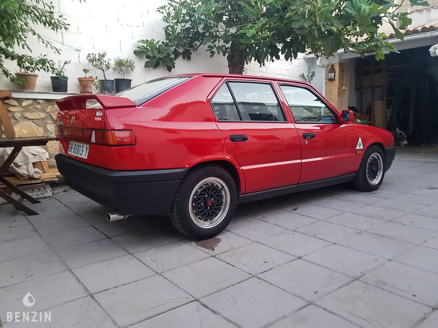 ALFA ROMEO 33 1.3 VELOCE OCCASION - 1991