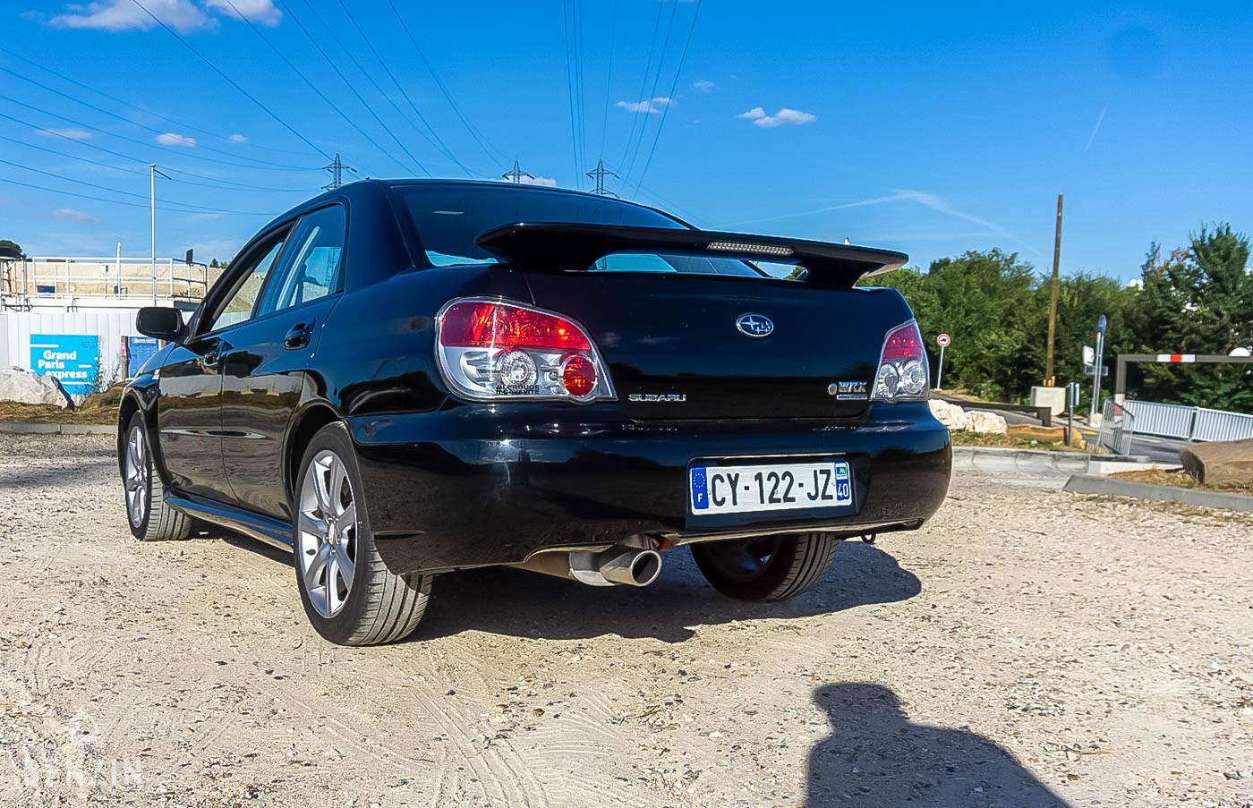 Subaru WRX 9 occasion à vendre enchère