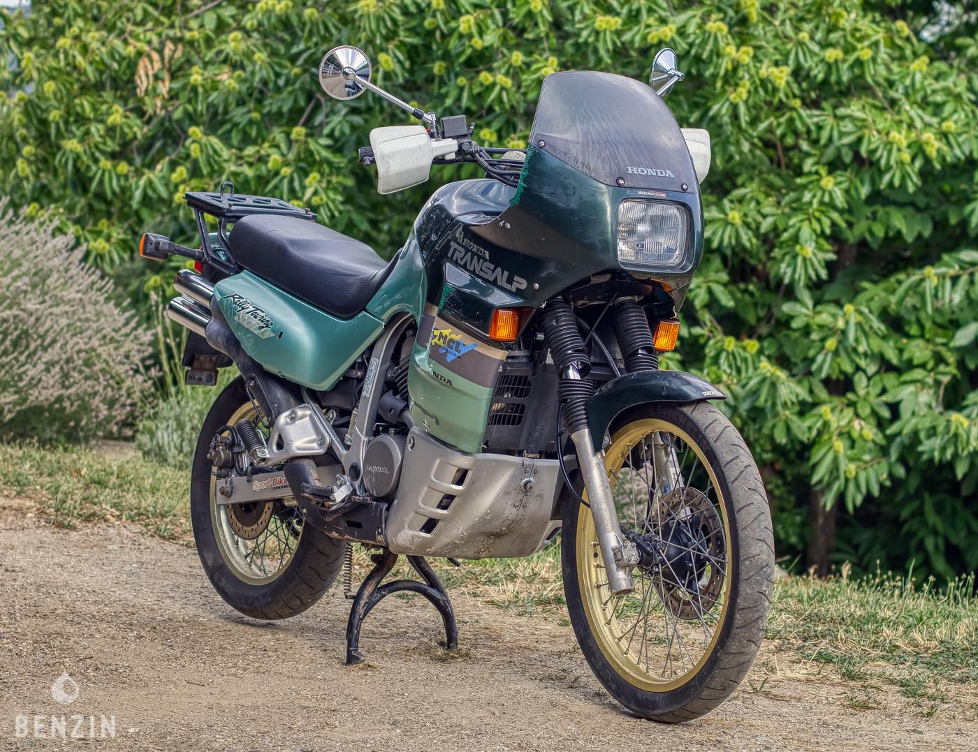 HONDA TRANSALP XL600V OCCASION - 1991