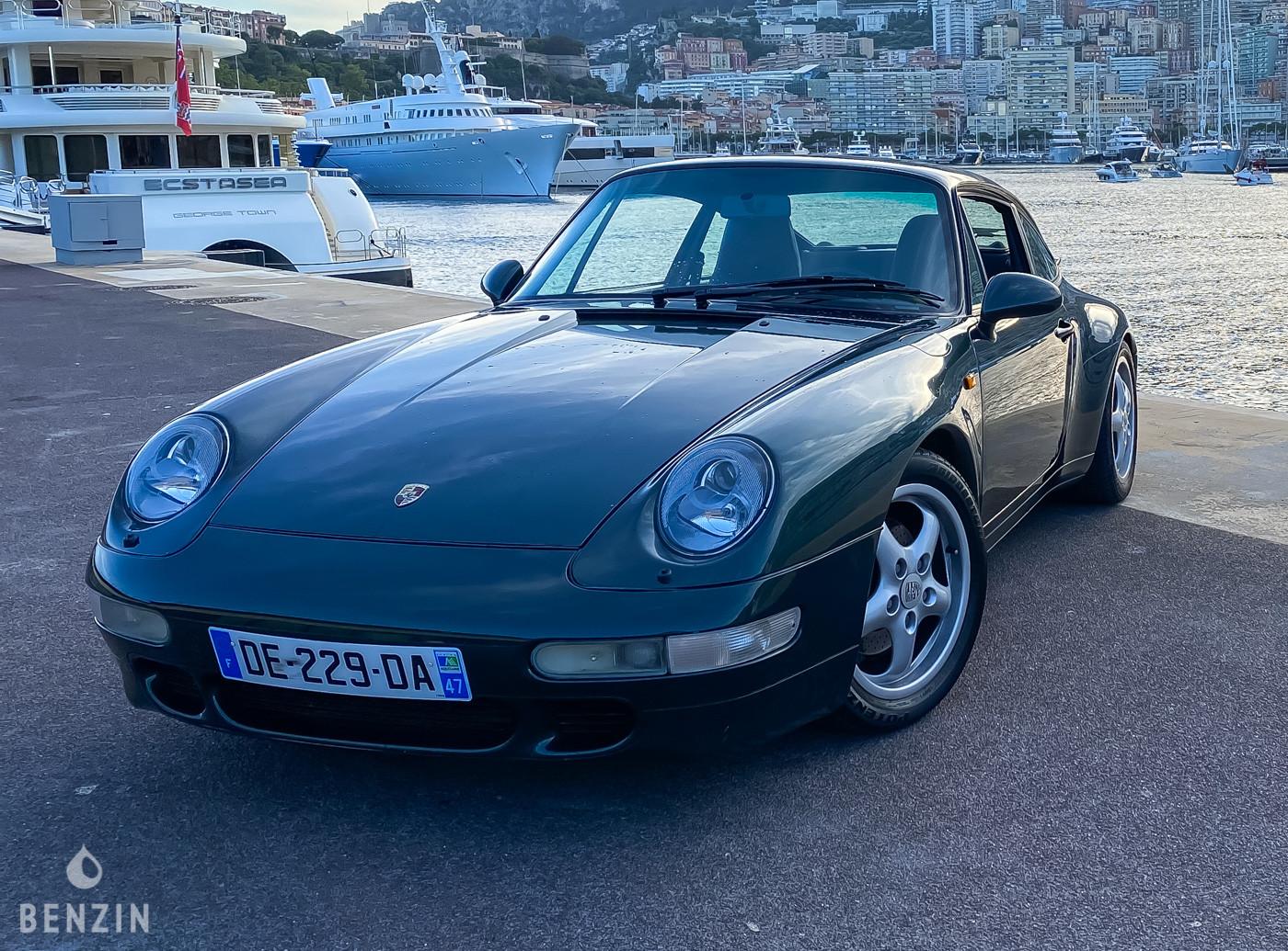 PORSCHE 911 993 CARRERA 2 OCCASION - 1994