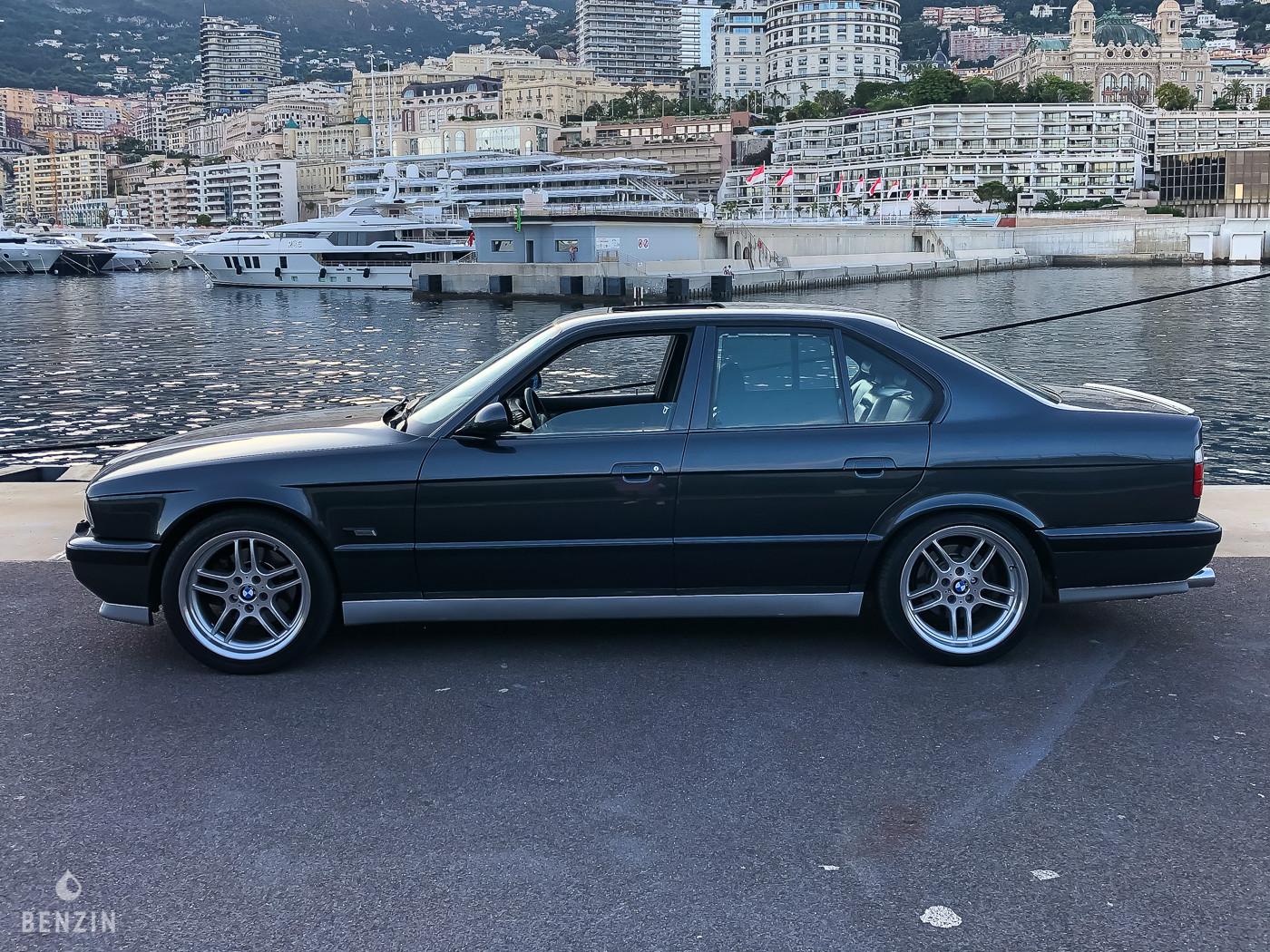 BMW M5 e34 Occasion