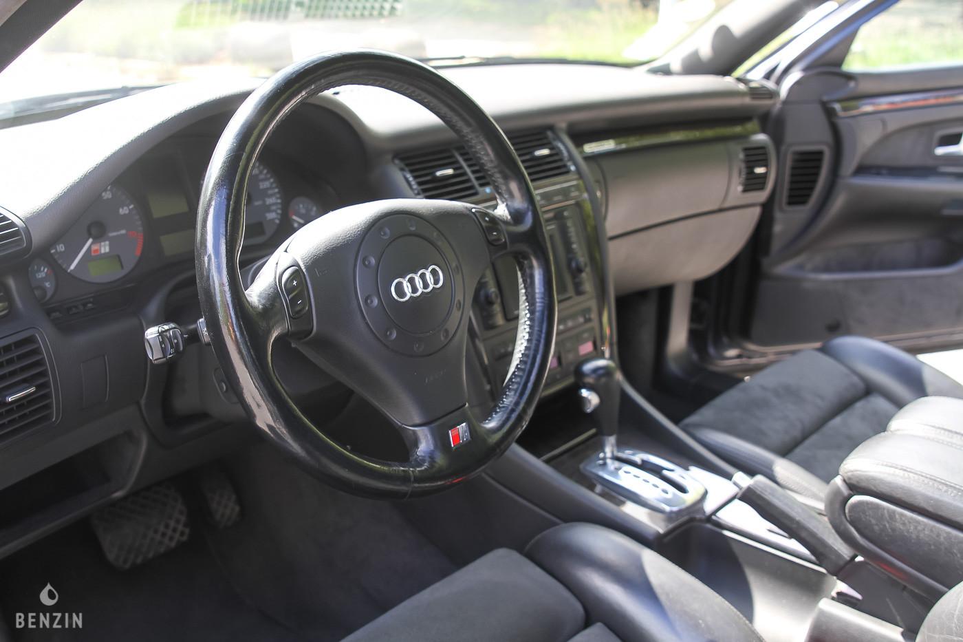 Audi S8 Occasion
