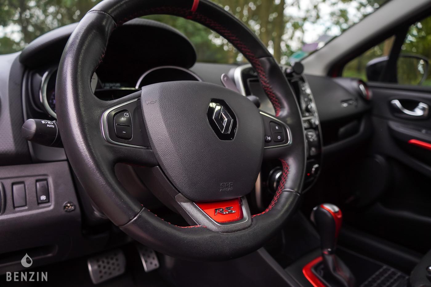 RENAULT CLIO 4 RS OCCASION - 2015