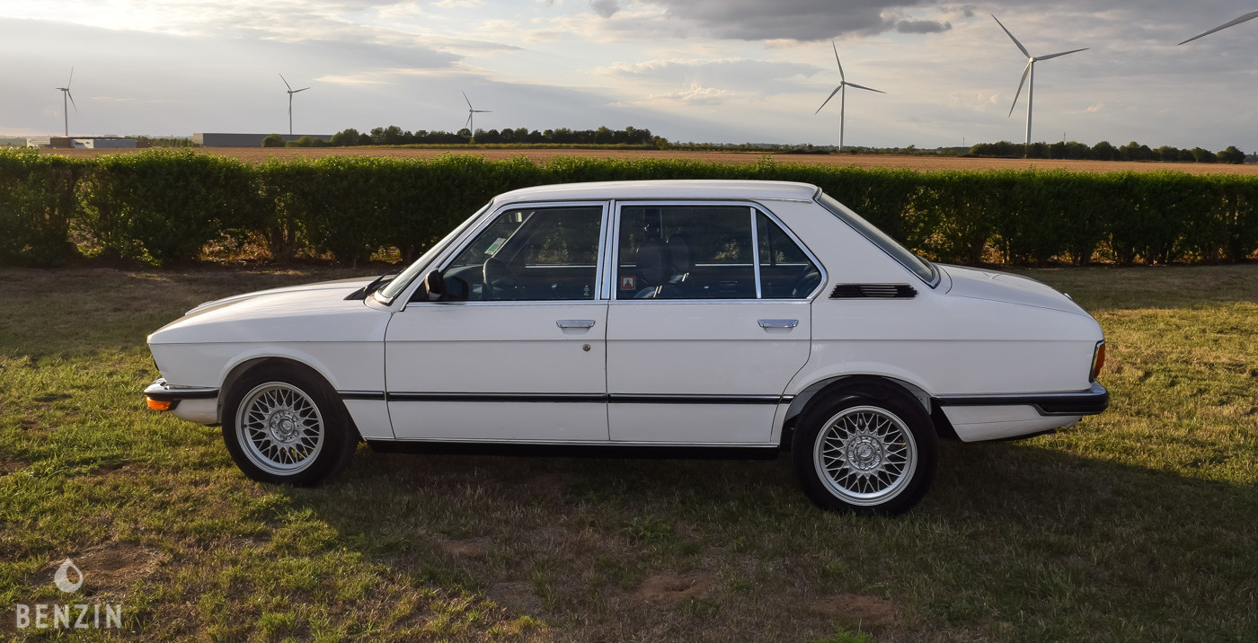 BMW 528i e12 occasion à vendre