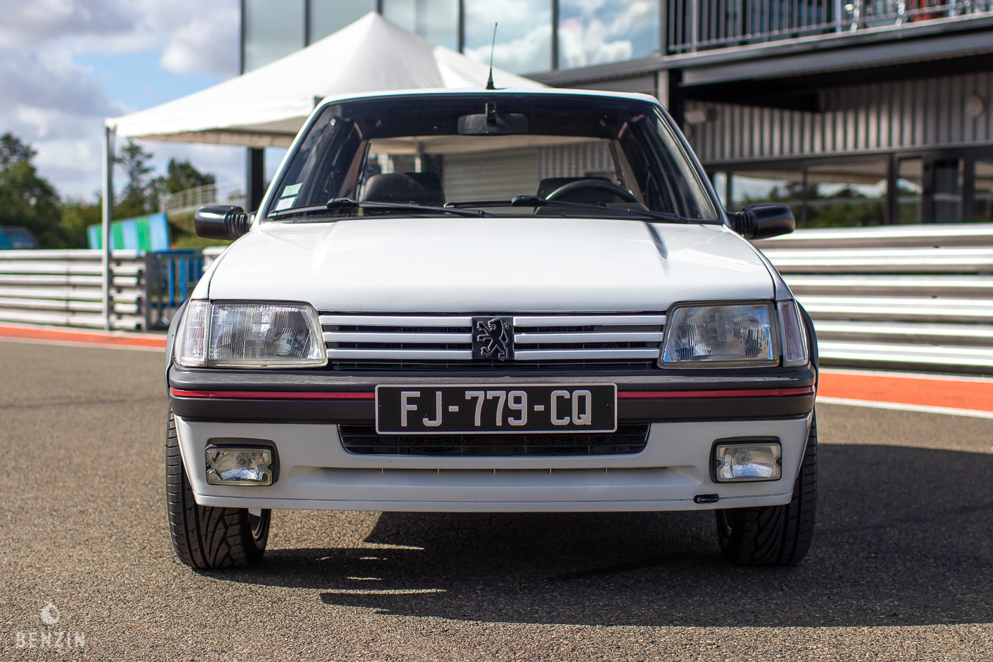 Peugeot 205 GTI 1.9 122 1994 annonce occasion enchere