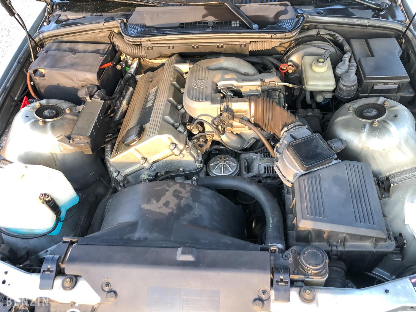 BMW 318is occasion à vendre