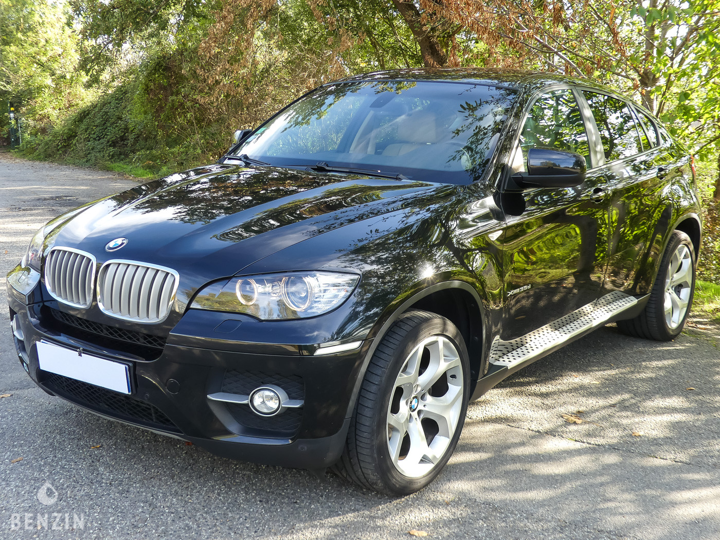 BMW X6 35D occasion à vendre