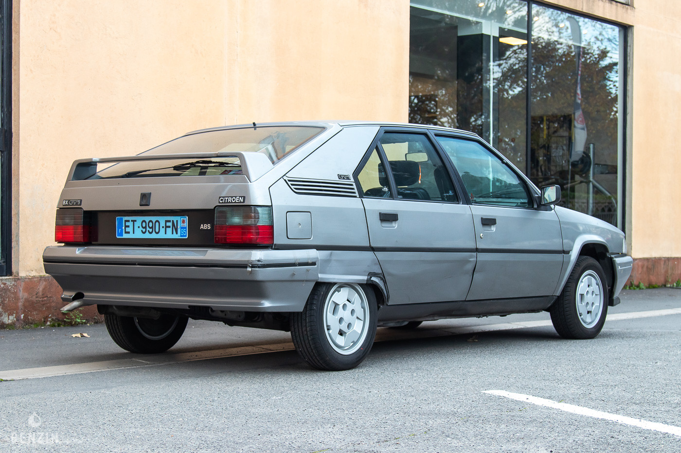 Citroen BX GTI 1.9 1990 annonce occasion enchere