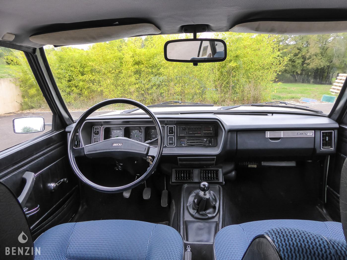 FIAT 131 S MIRAFIORI OCCASION A VENDRE - 1975