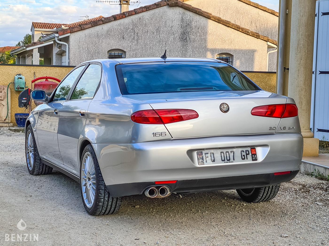 Alfa Romeo 166 Occasion à vendre