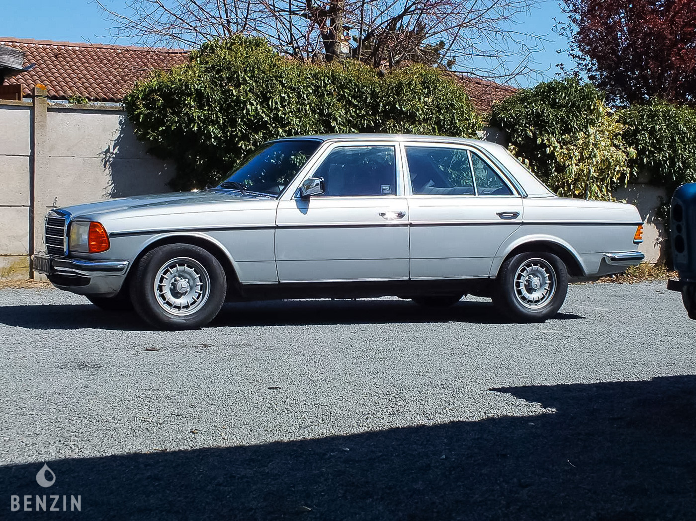 Mercedes 280E occasion à vendre