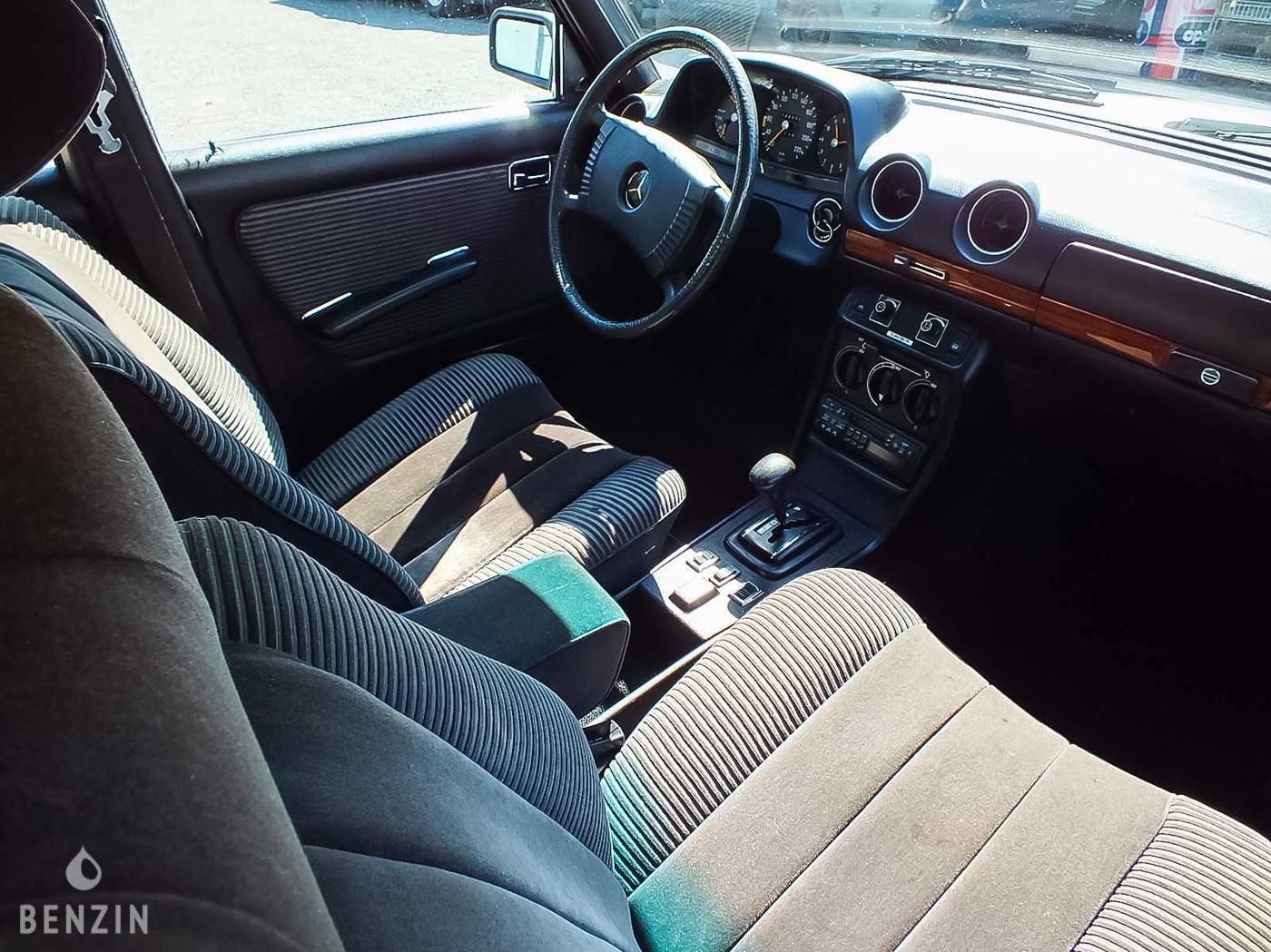 Mercedes 280E