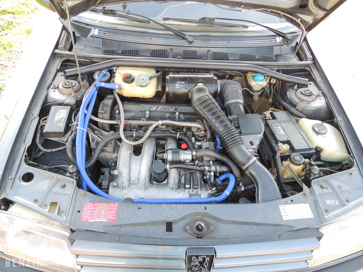 Peugeot 309 GTI 16 occasion à vendre