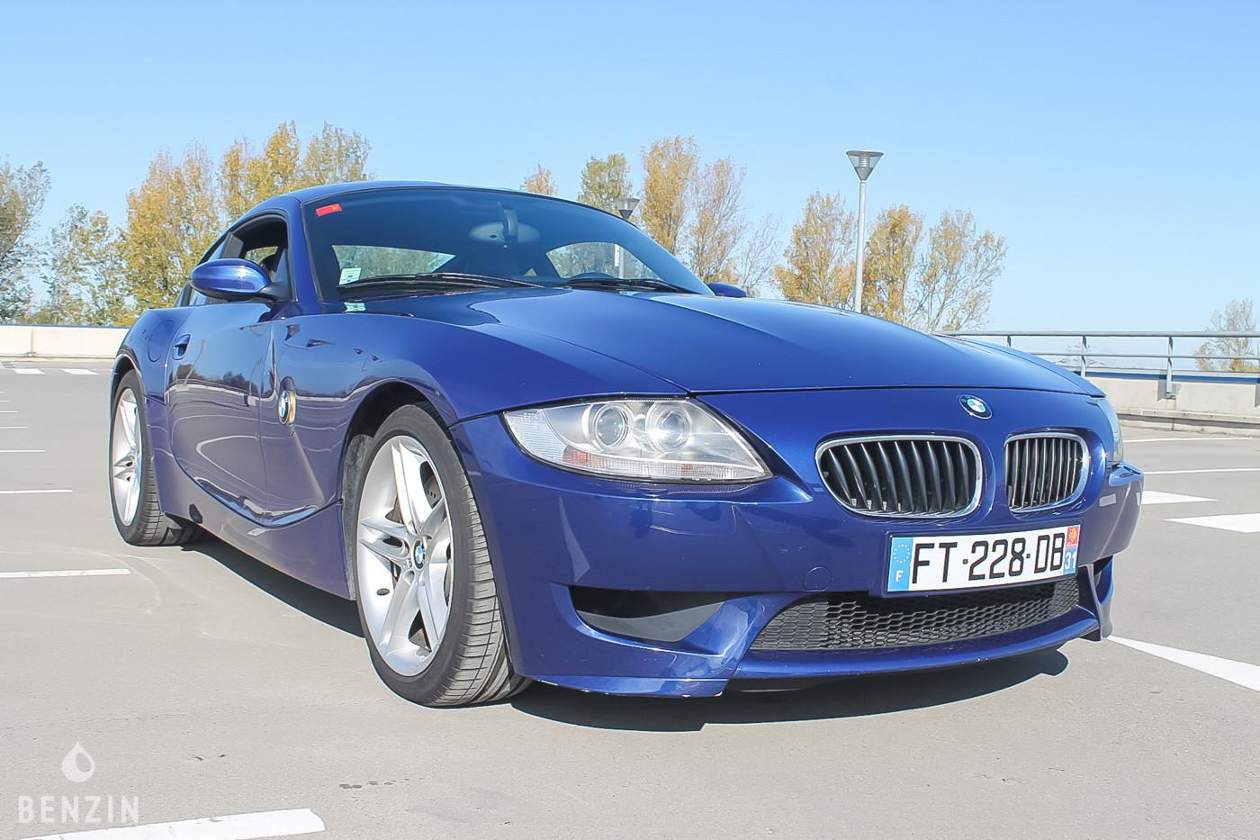 BMW Z4 M Coupé occasion à vendre