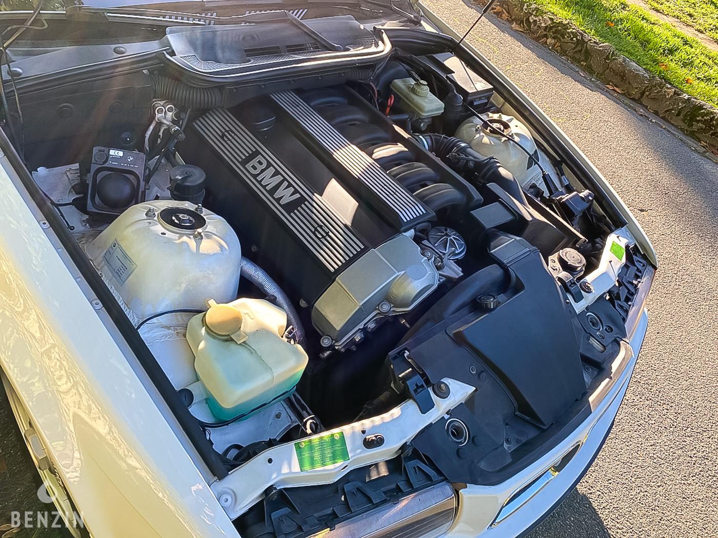 BMW 325i Coupé e36 occasion à vendre