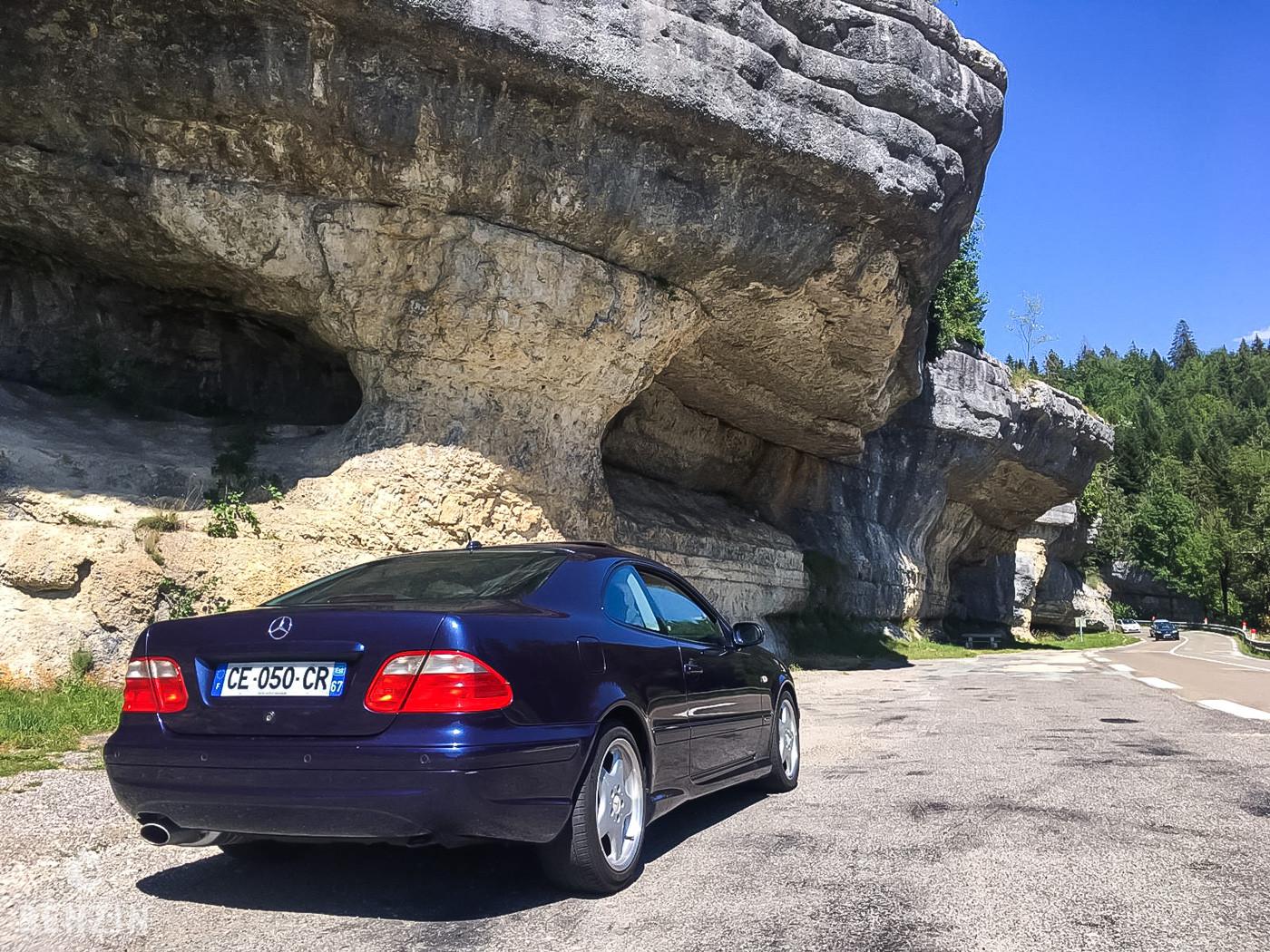 Mercedes CLK430 occasion à vendre