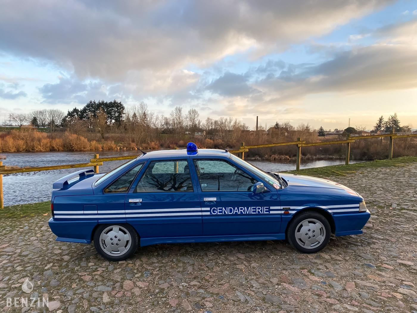 Renault R21 Turbo BRI