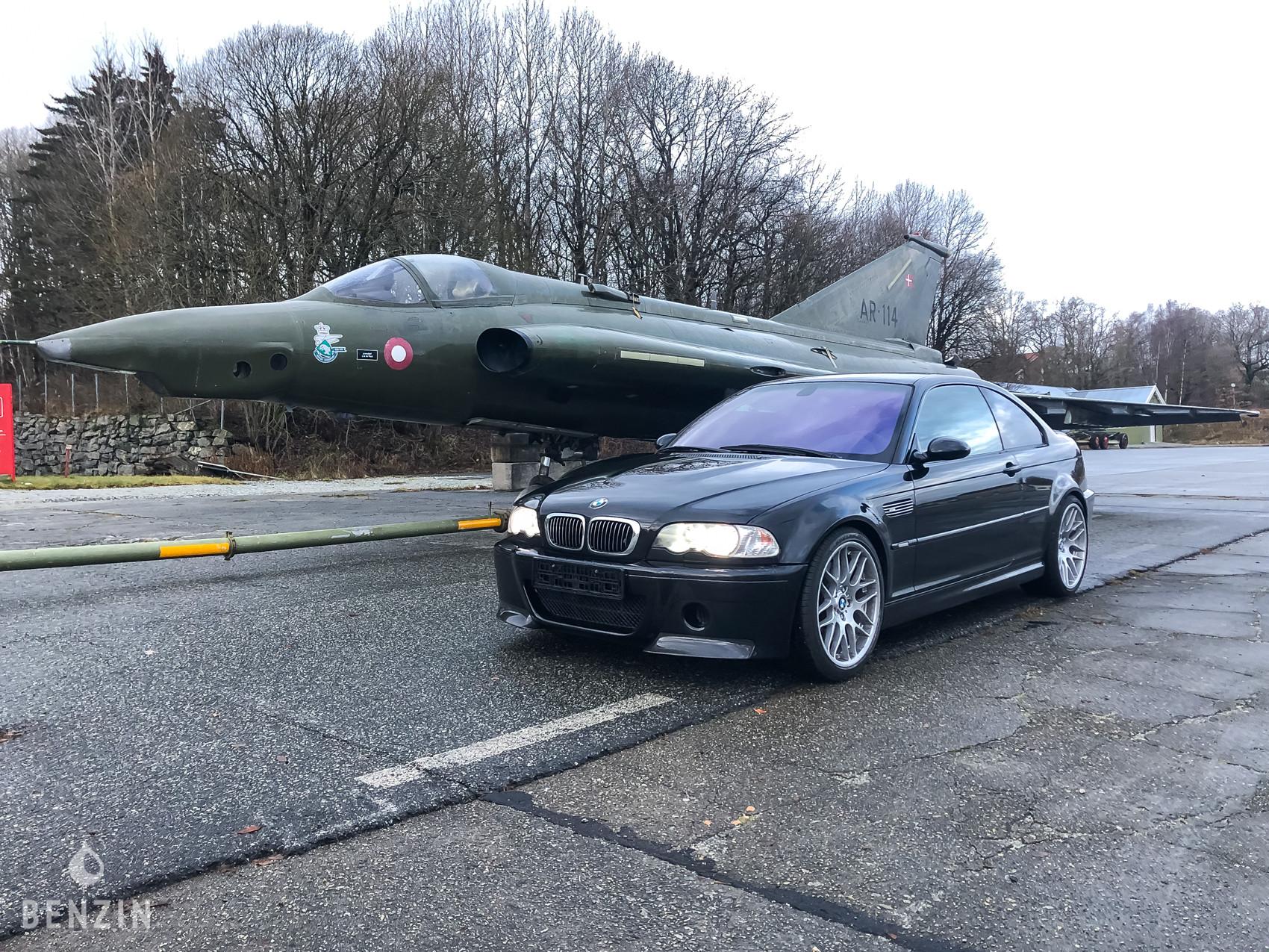 BMW M3 E46 CSL FOR SALE EN VENTE EN VENDITA