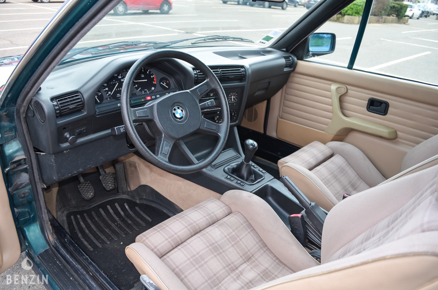 BMW 318i e30 cabriolet occasion à vendre se vende for sale zu verkaufen