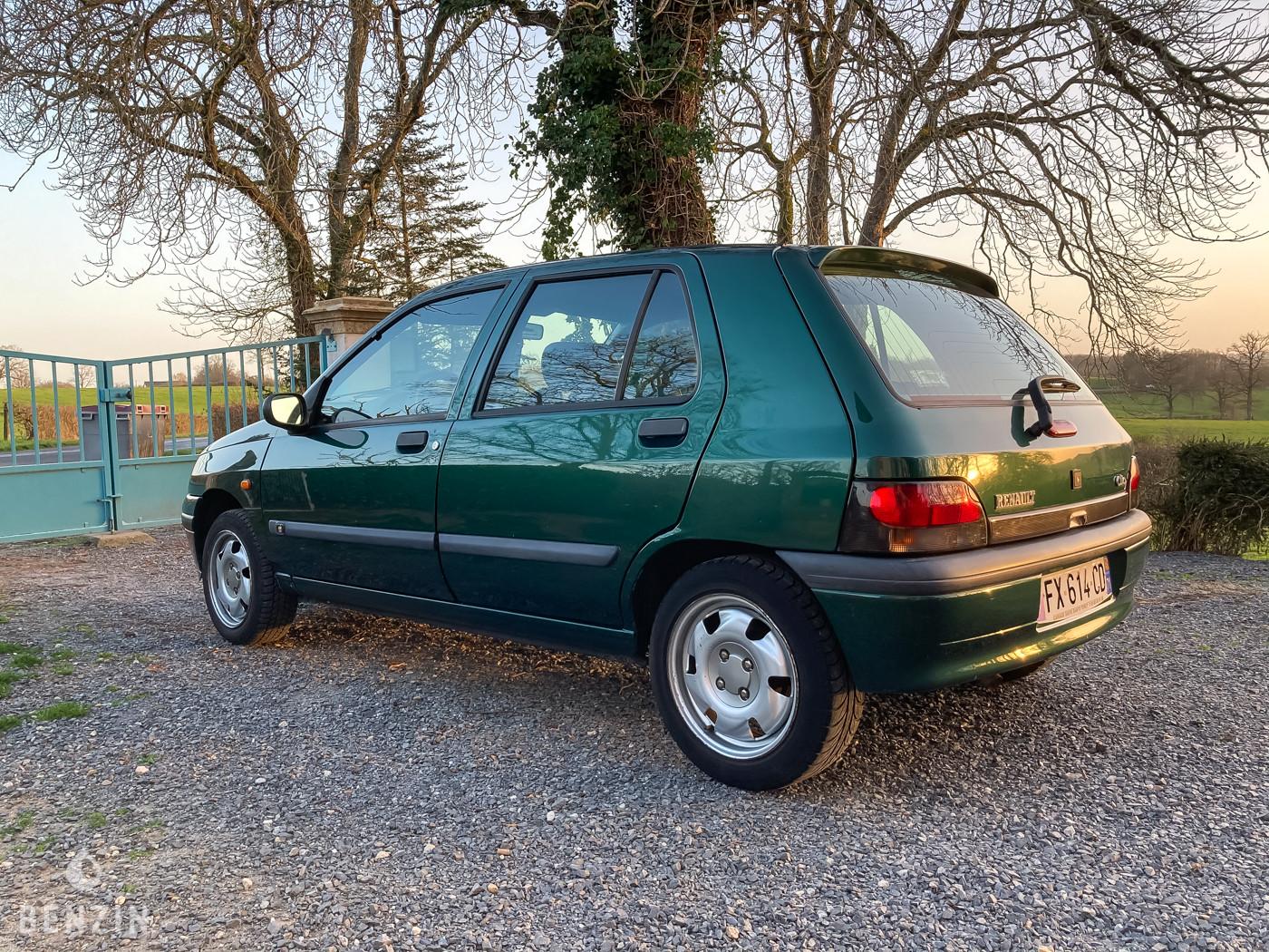 Renault Clio Apple occasion à vendre se vende ocasion zu verkaufen for sale