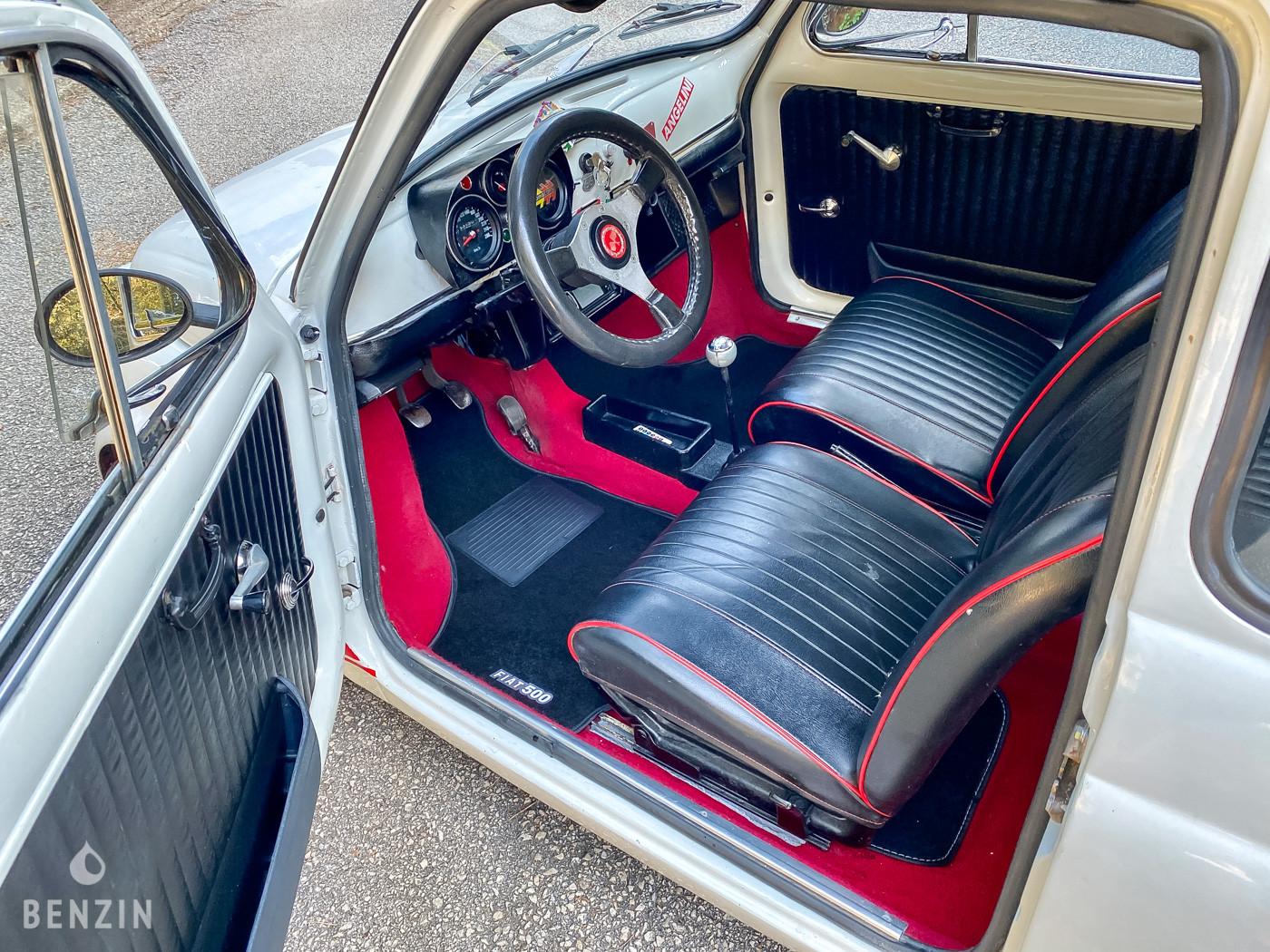 Fiat 500 F 595 Abarth for sale à vendre in vendita