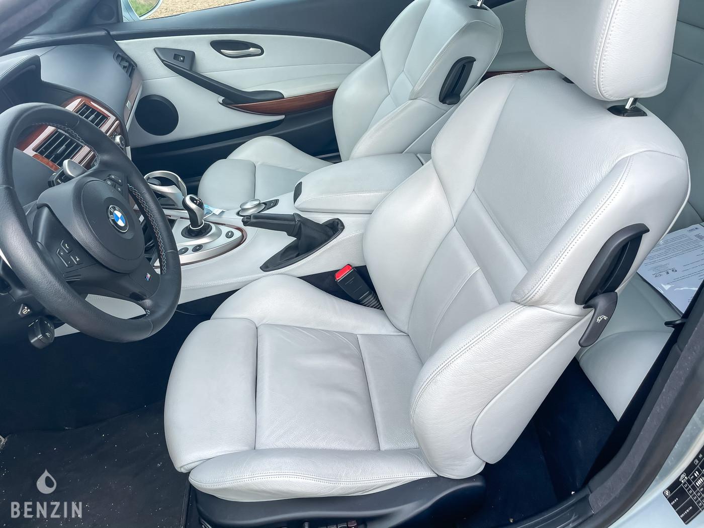 BMW M6 à vendre occasion for sale zu verkaufen se vende te koop