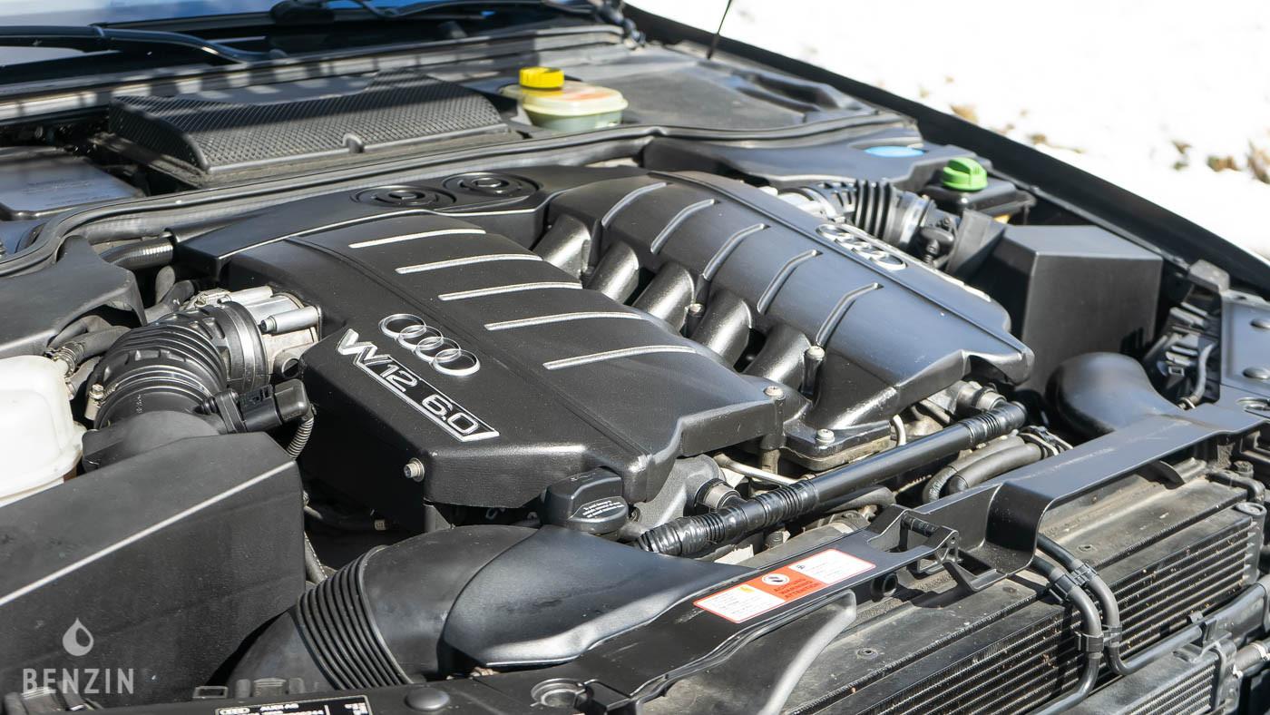 Audi A8 D2 W12 Johnny Hallyday à vendre for sale benzin.fr