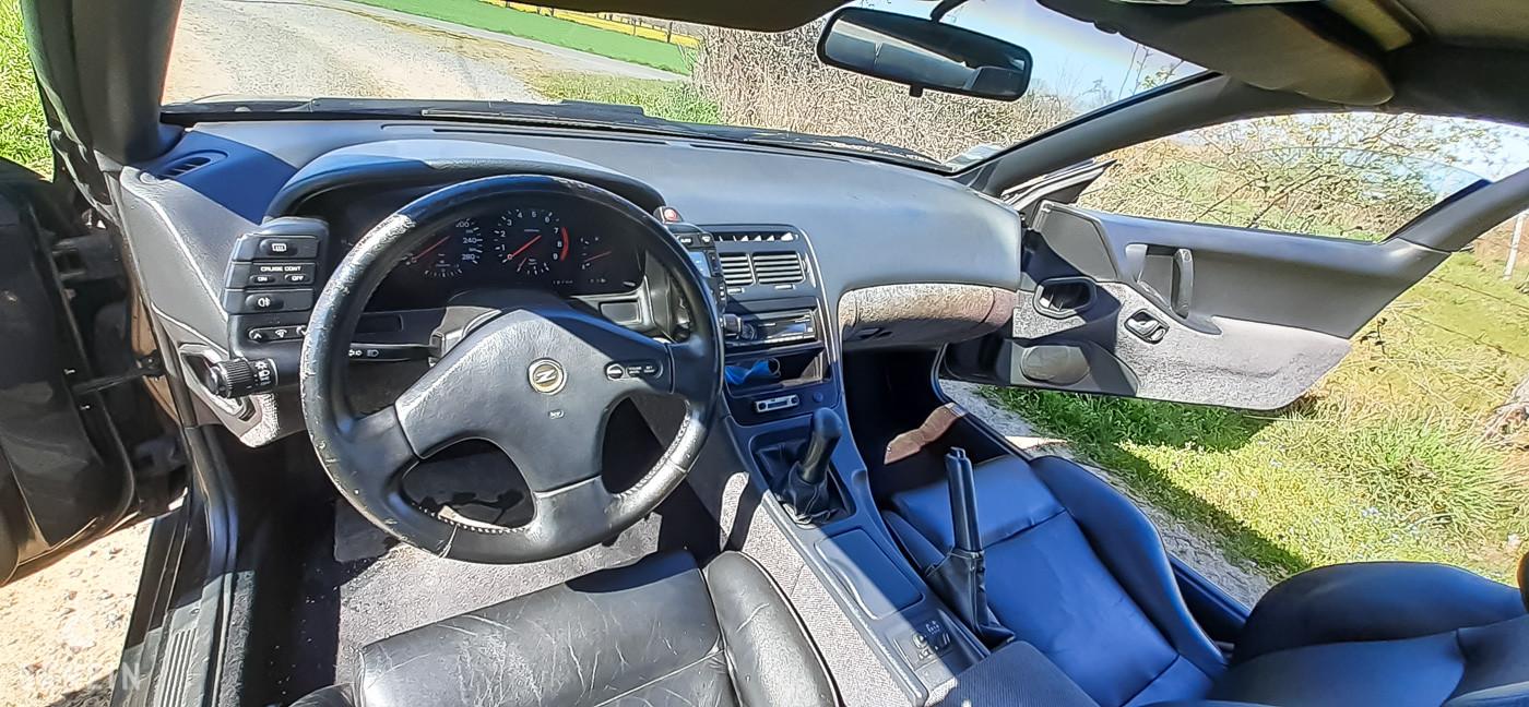 Nissan 300ZX occasion à vendre se vende for sale zu verkaufen te koop