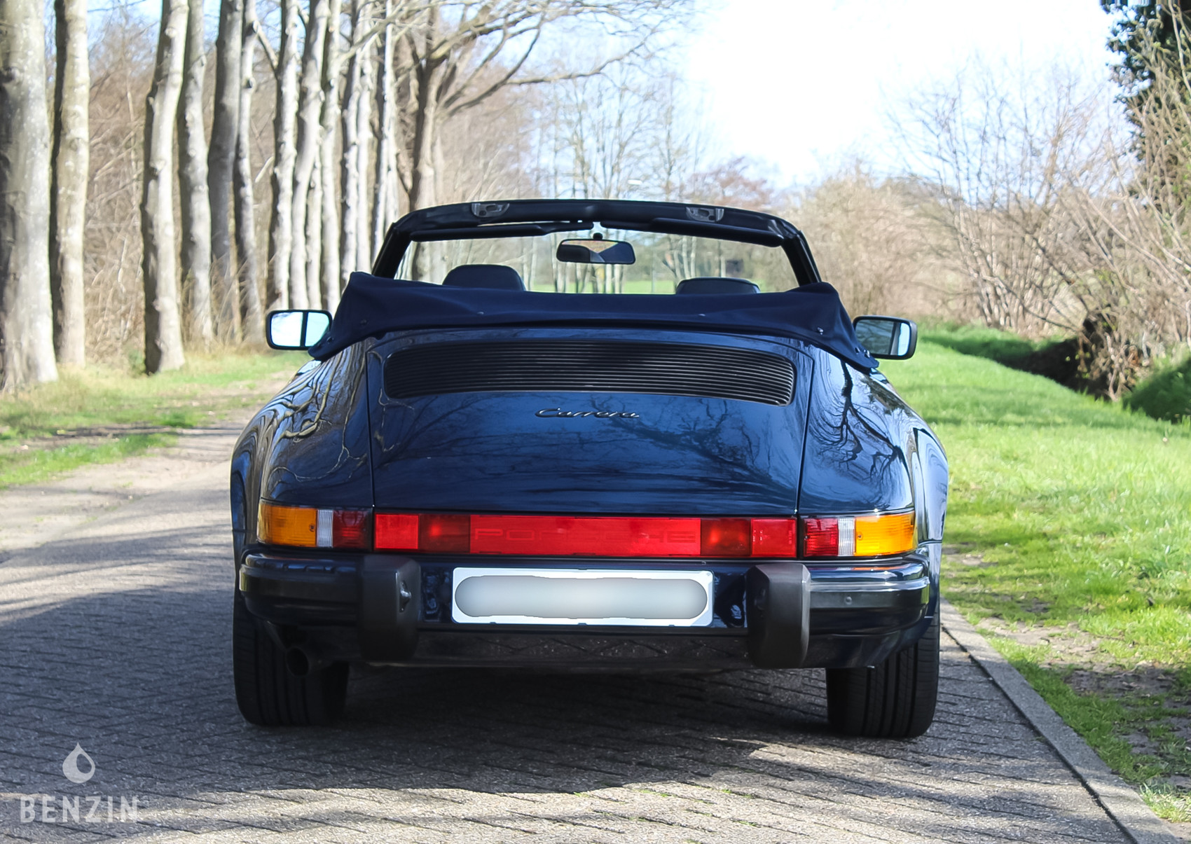 PORSCHE 911 3.2 G50 1986 FOR SALE EN VENTE EN VENDITA TE KOOP SU VERKAUFEN
