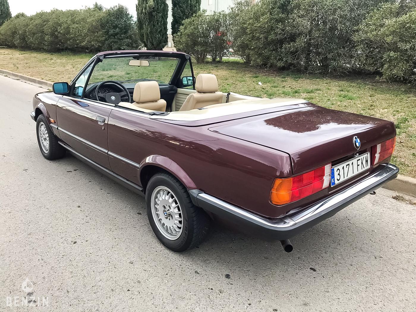 BMW 320I cabriolet à vendre/ BMW 320I to sell/ BMW 320I cabriolet verkaufen/ BMW 320I en venta