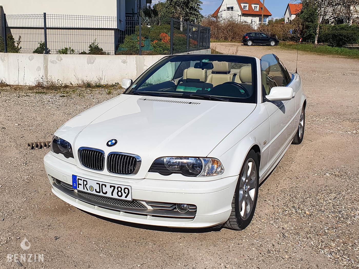 BMW 330 CI E46 CABRIOLET 2003 EN VENTE FOR SALE EN VENDITA TE KOOP SU VERKAUFEN