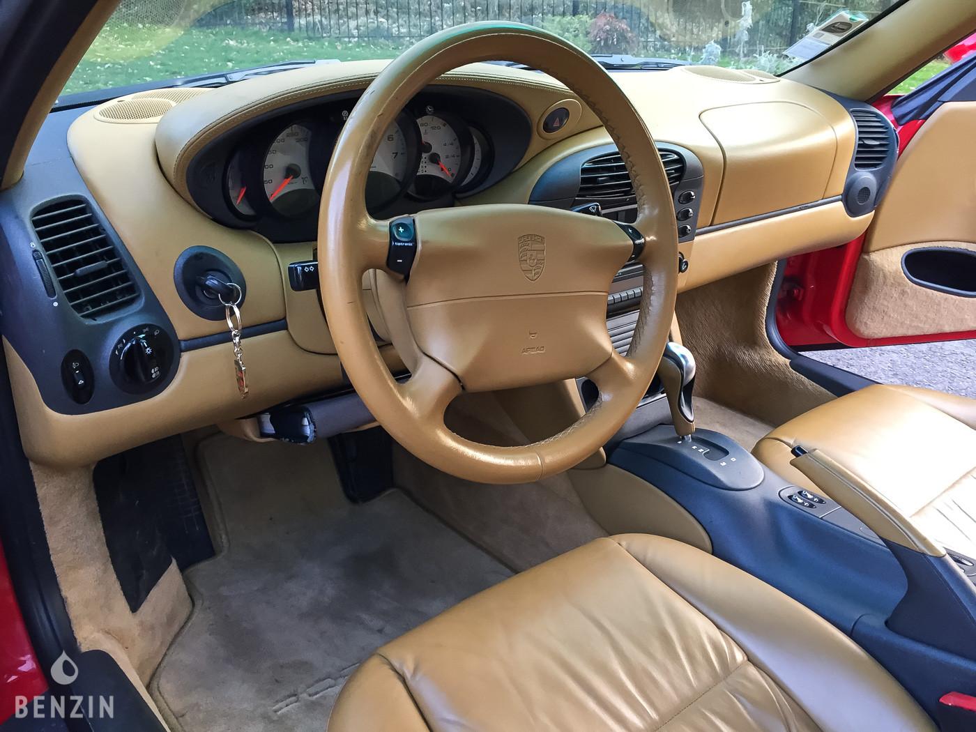 Porsche 996 occasion à vendre se vende for sale te koop zu verkaufen