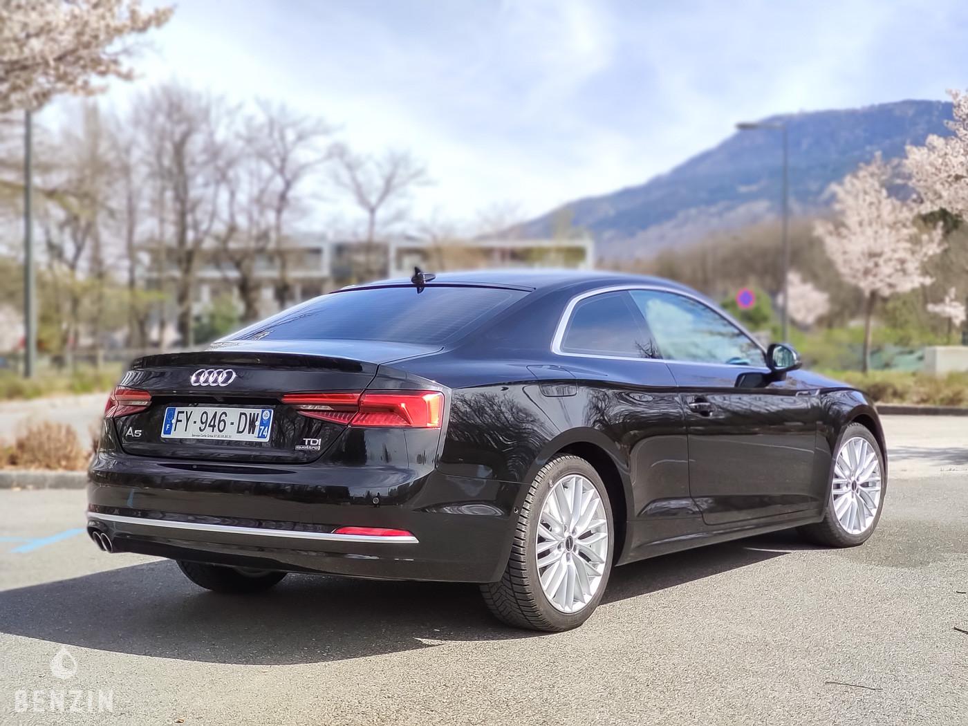 Audi A5 V6 TDI occasion à vendre for sale te koop zu verkaufen