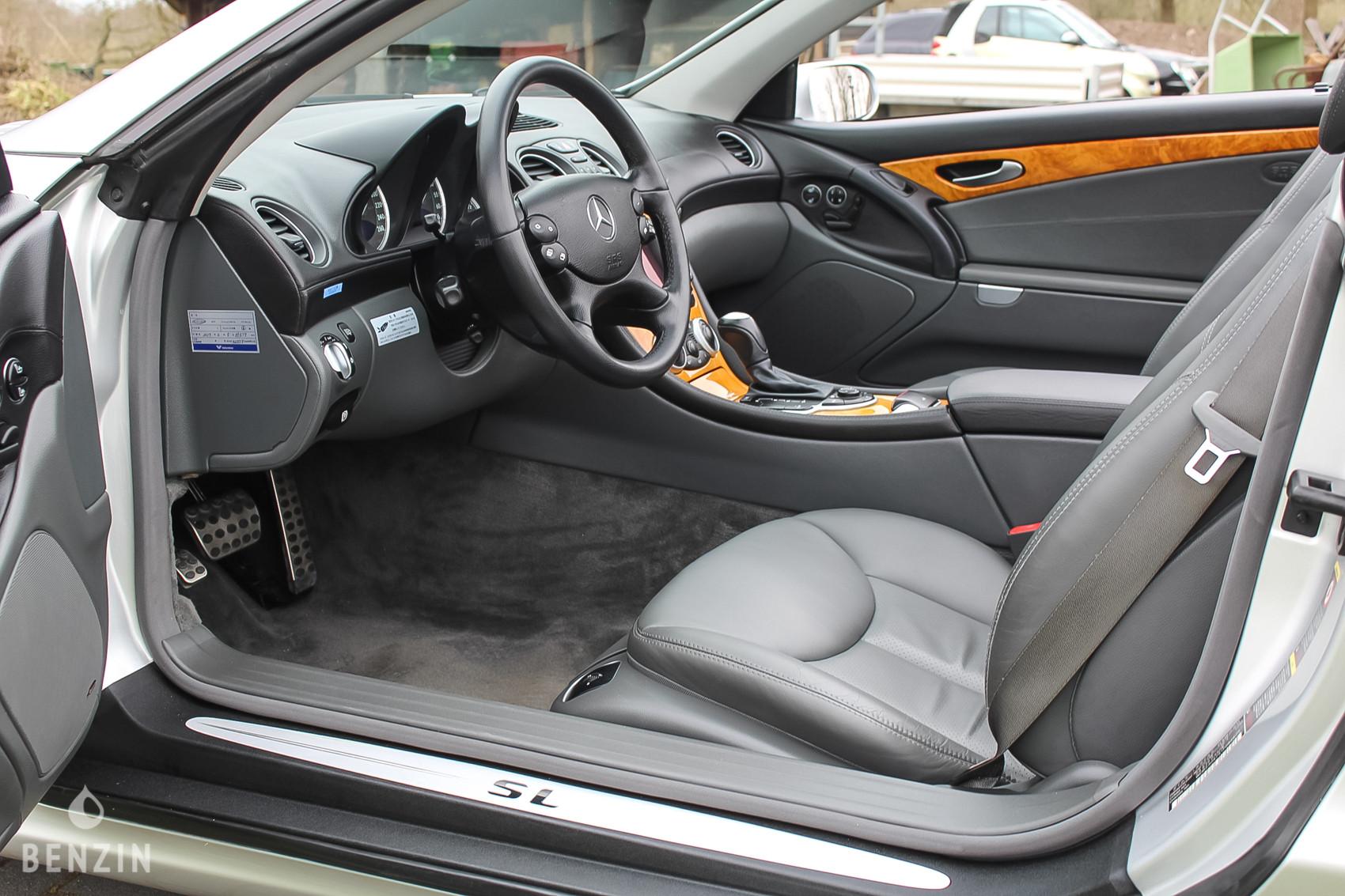 MERCEDES-BENZ SL 500 R230 V8 306 HP FOR SALE EN VENTE EN VENDITA TE KOOP SU VERKAUFEN