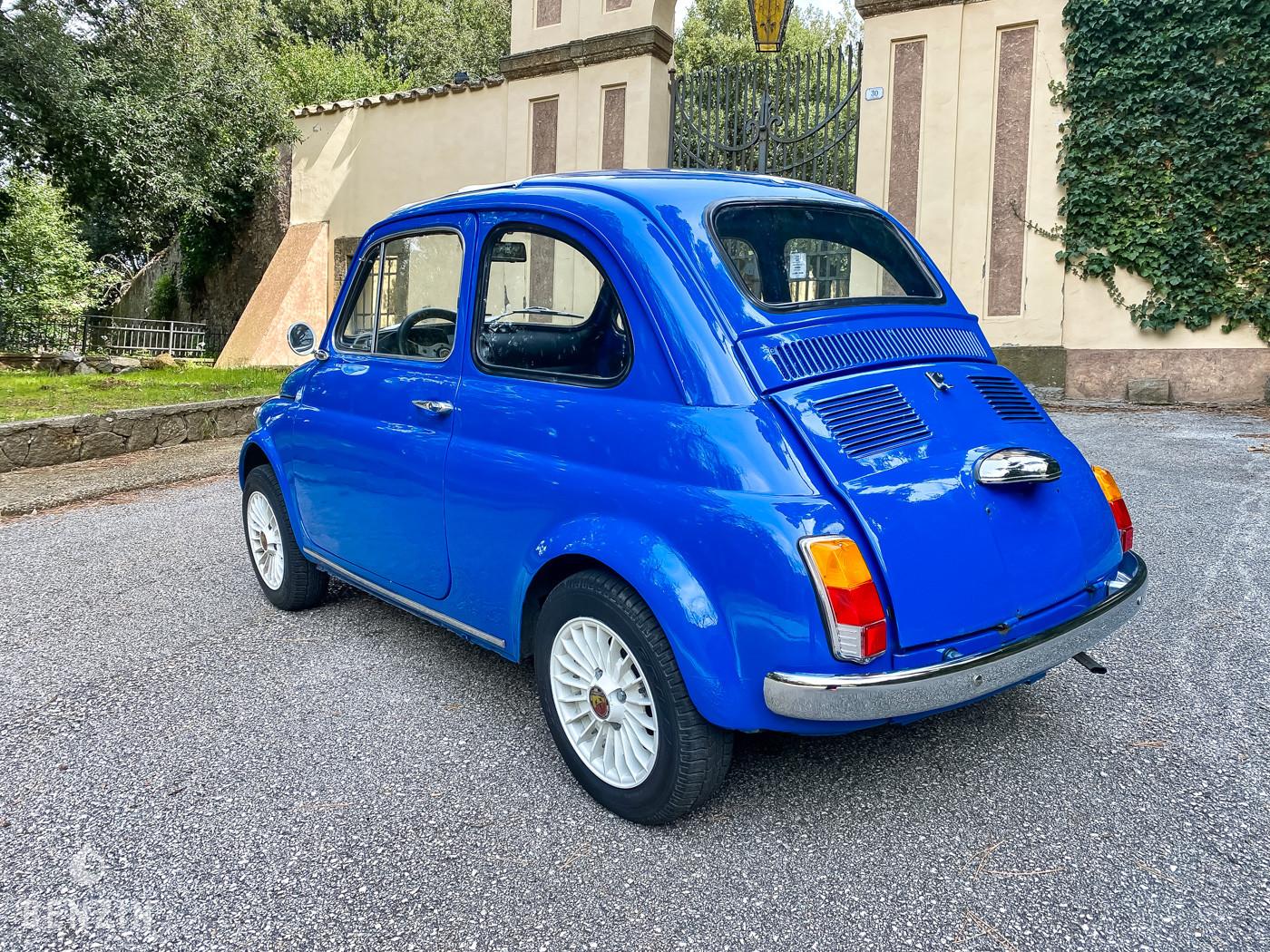 Fiat 500 L 650cc a vendre/ Fiat 500 L 650cc to sell/ Fiat 500 L 650cc verkaufen/ Fiat 500 L 650cc en venta