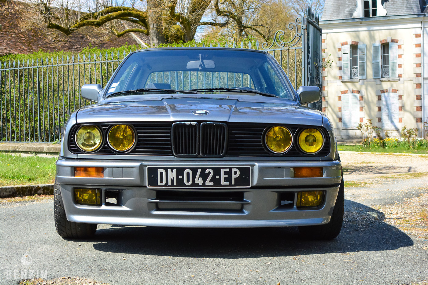 BMW 325IX E30 MTECH OCCASION A VENDRE FOR SALE ZU VERKAUFEN TE KOOP EN VENTA IN VENDITA - 1988