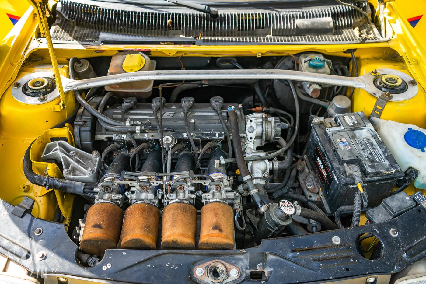 Peugeot 205 GTI Mi16 Kit Brueck Design occasion à vendre se vende zu verkaufen te koop