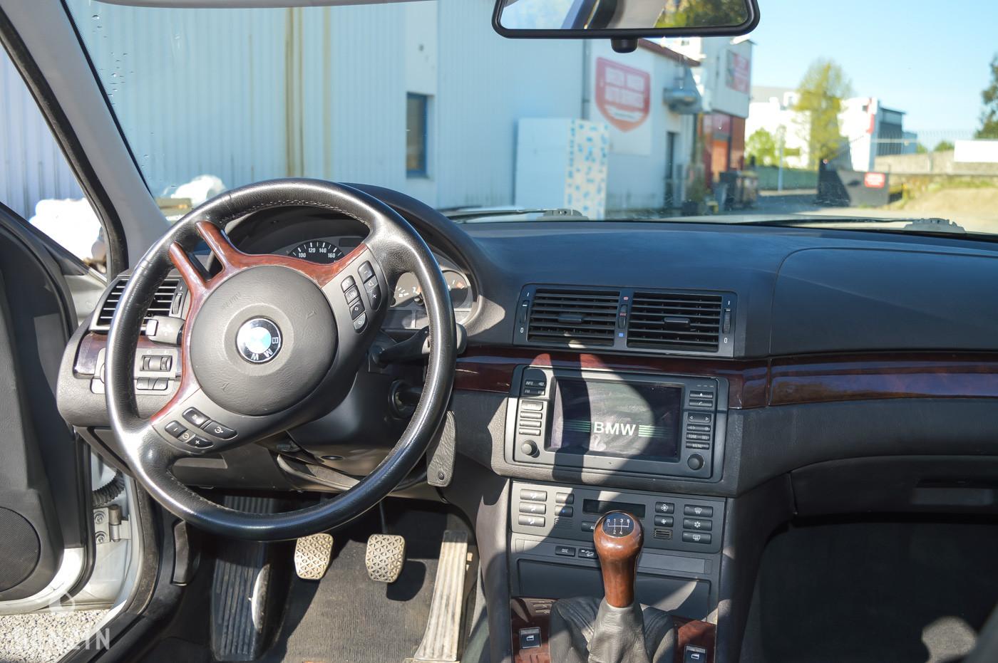BMW 325xi e46 occasion à vendre se vende for sale te koop zu verkaufen
