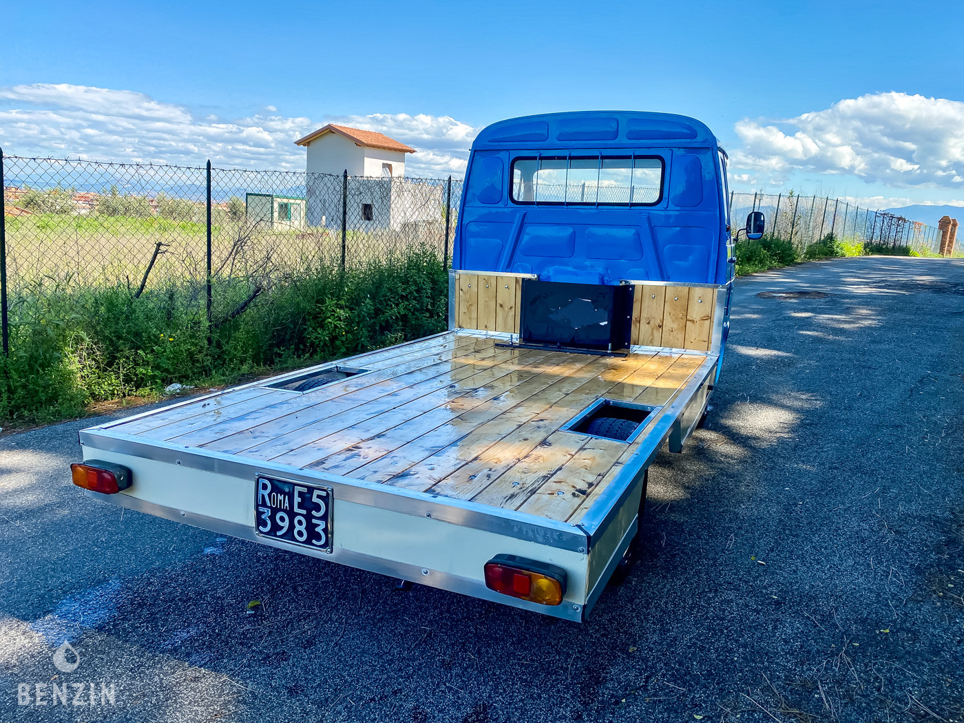 Fiat 421 Pick up a vendre/ Fiat 421 Pick up to sell/ Fiat 421 Pick up verkaufen/ Fiat 421 Pick up en venta