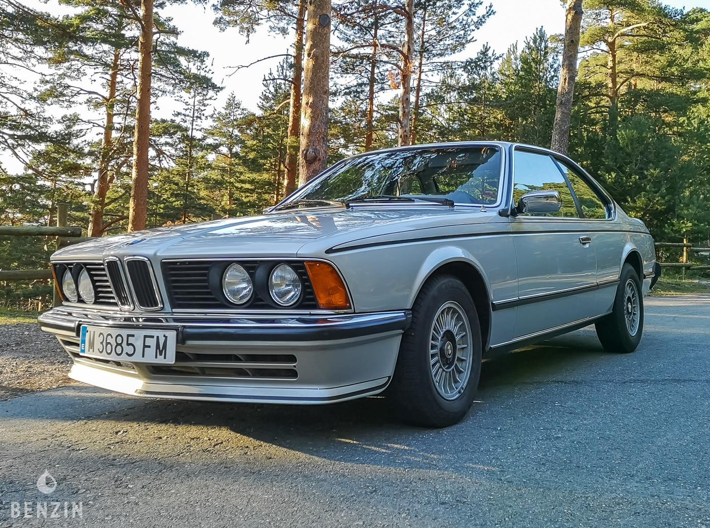 BMW 628 CSI e24 a vendre/ BMW 628 CSI to sell / BMW 628 CSI verkaufen/ BMW 628 CSI en venta